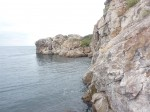 Sivriada kıyı