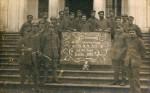 Heybeliada'da esir tutulan Rus askerleri 1919