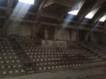 Yassıada spor salonu