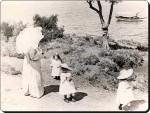Heybeliada-1901-Prenses-Hatice-Halim-ve-kızları