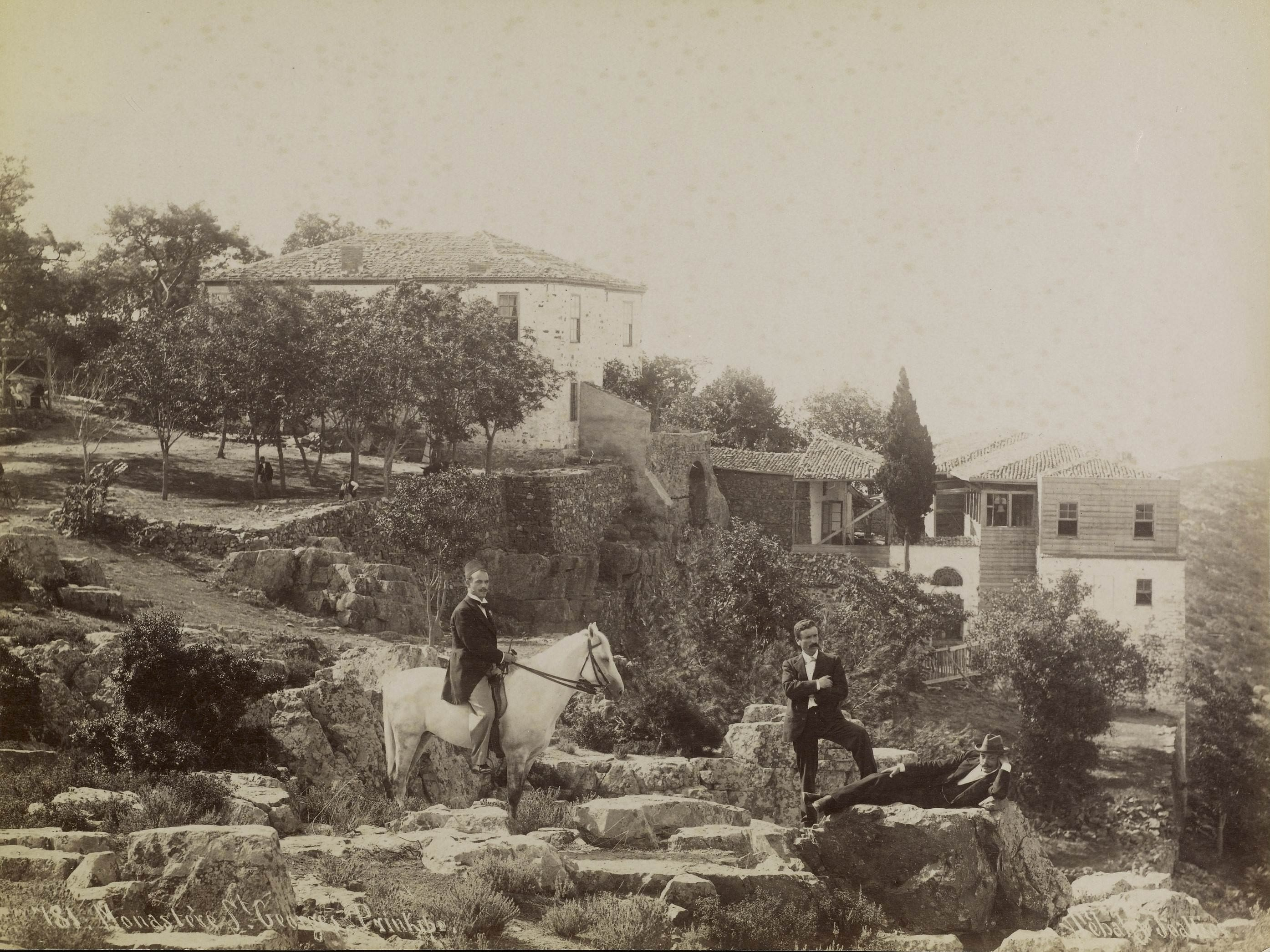 Pierre de Gigord Collection of Photographs of the Ottoman Empire and the Republic of Turkey, 1850-1958