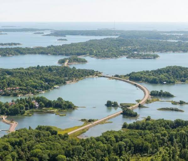 Åland Adaları