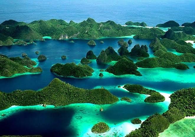 Raja Ampat - Endonezya