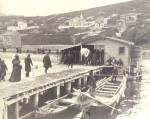 Kınalıada iskelesi 1910'lar